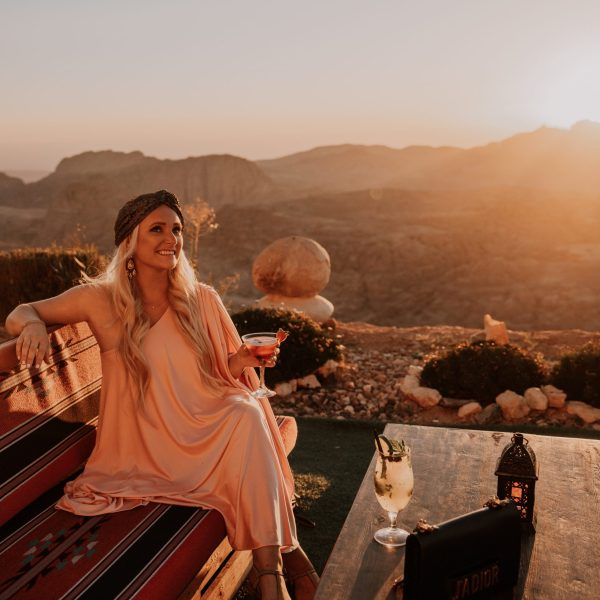 The Best Hotel in Petra - Petra Marriott Hotel Review