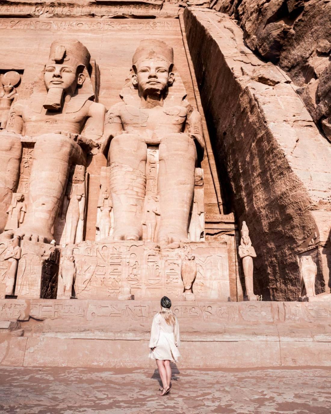 abu simbel, travel egypt