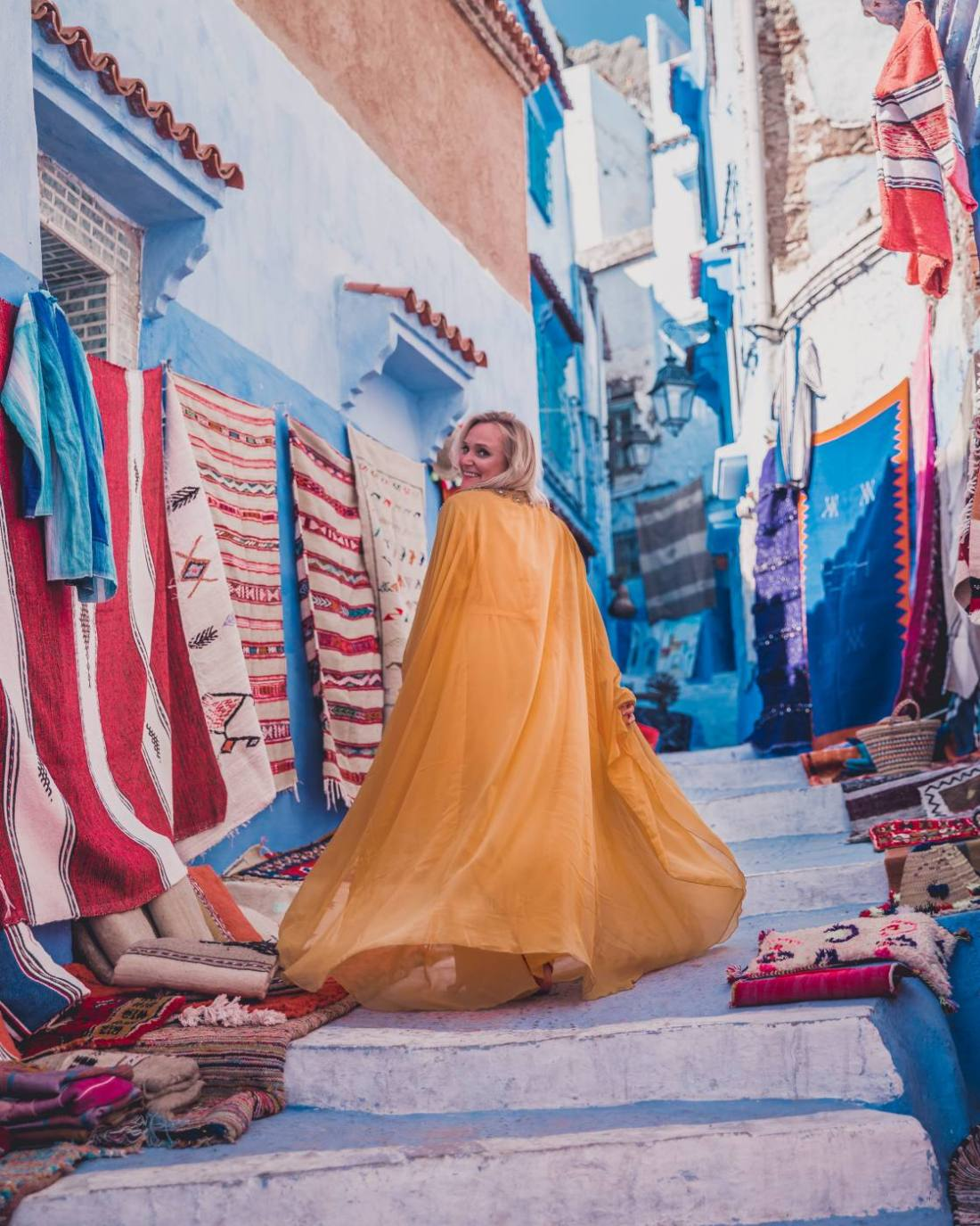 The Most Instagrammable places in Morocco.