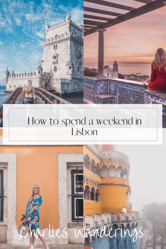 the weekend guide to Lisbon