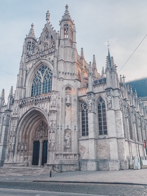 The Grand Sablon in Brussels