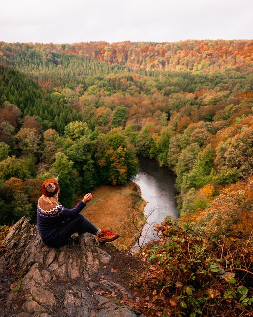 8 Incredible Places To Visit in Wallonia, rochet du hat