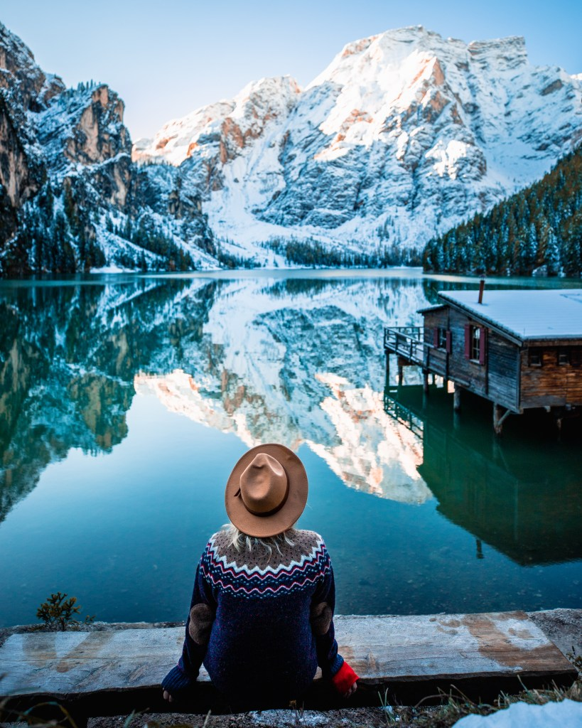 Lago di Braies photography spots