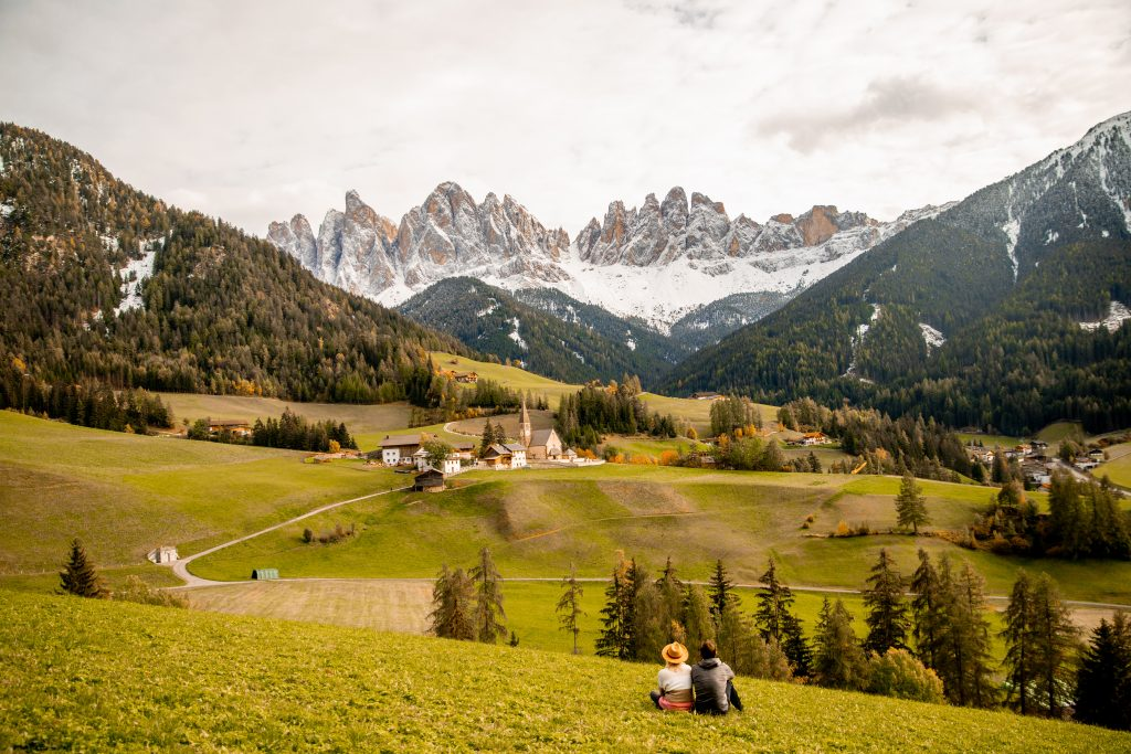 The Best Places To Photograph Autumn Foliage in The Dolomites
