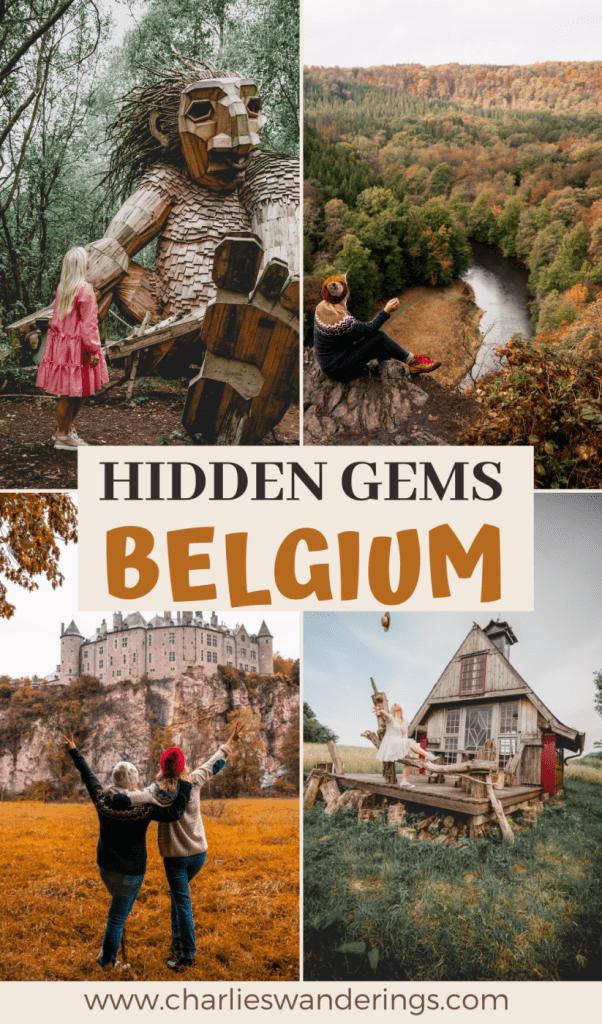 12 Hidden Gems In Belgium You Have To See To Believe
