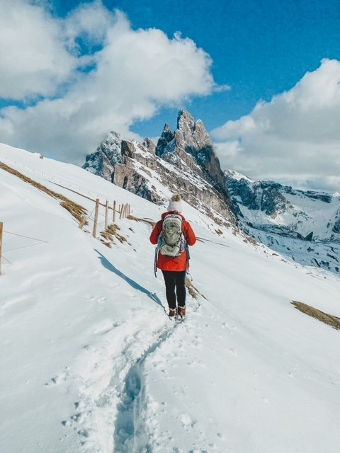 The Most Beautiful Hike To Seceda in The Dolomites