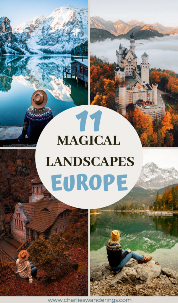 11 Beautiful Places in Europe You Should Visit in 2021