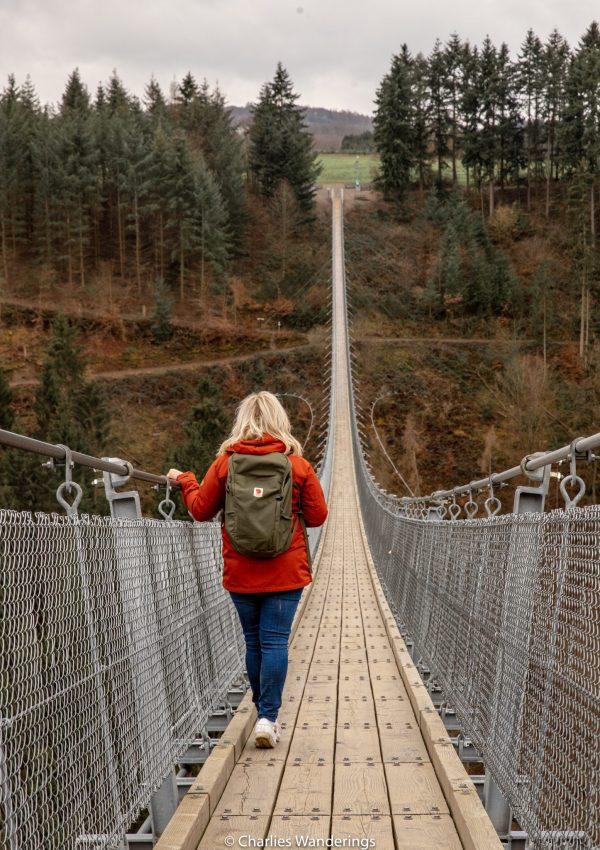 Geierlay Suspension Bridge in Mörsdorf, Germany – Travel Guide