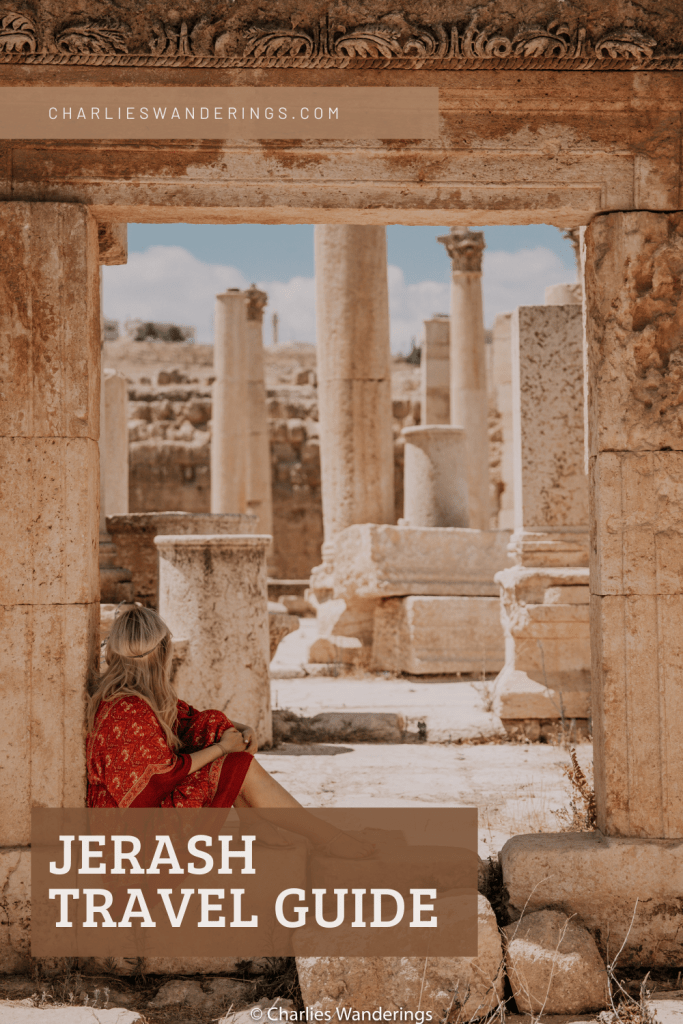 Roman Ruins of Jerash - The Perfect Day Trip from Amman