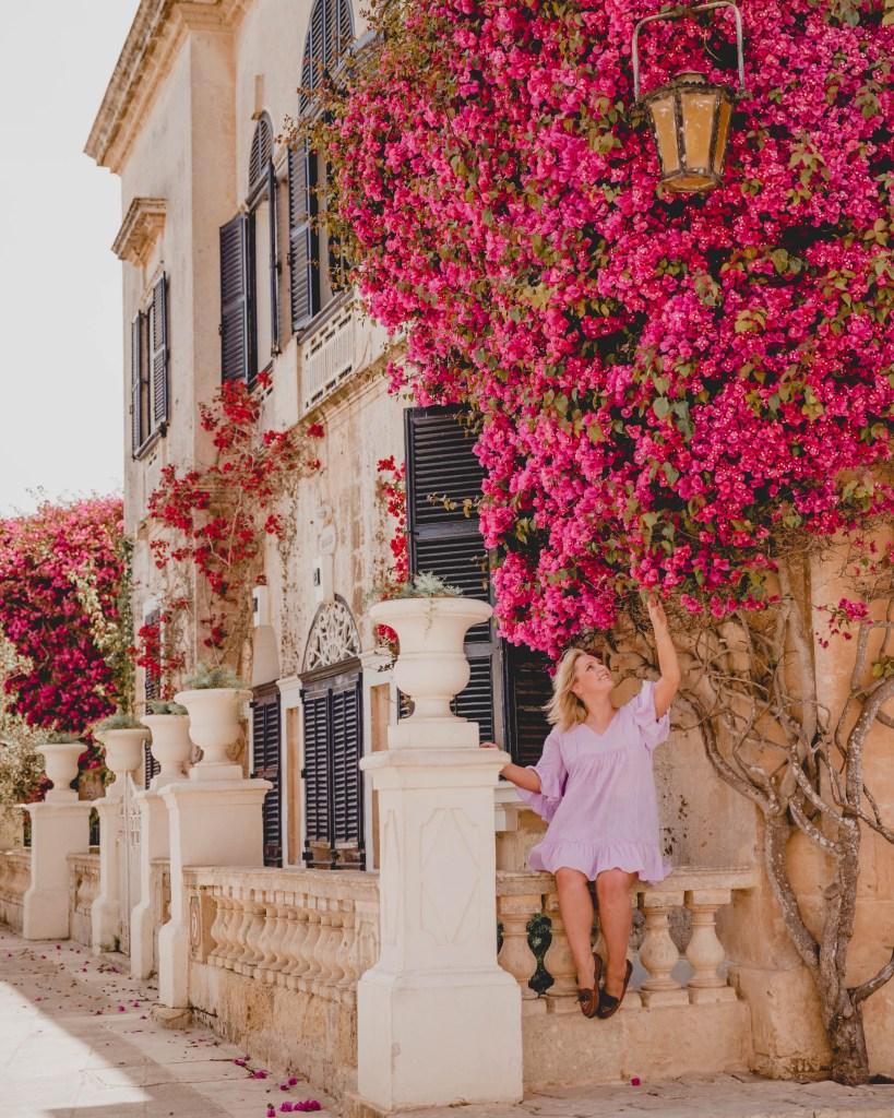 Wander through Mdina, the former capital of Malta