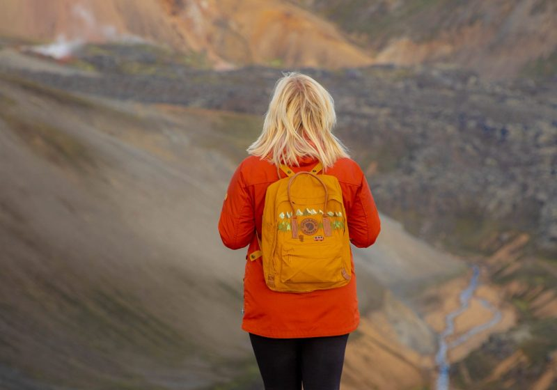 The Best Hike In Landmannalaugar – The Mount Blahnukur Hiking Trail