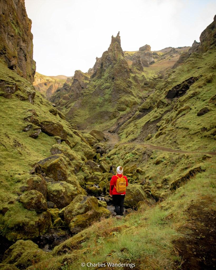 The Best Thakgil Hiking Trail - Discover The Remundargil Canyon And Thakgil Campsite