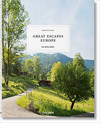 Travel Coffee Table Books for Europe Lovers
