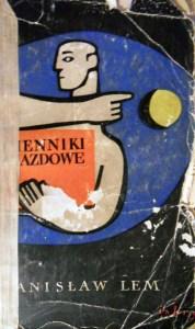 """Stanisław Lem """"Dzienniki gwiazdowe"""""""