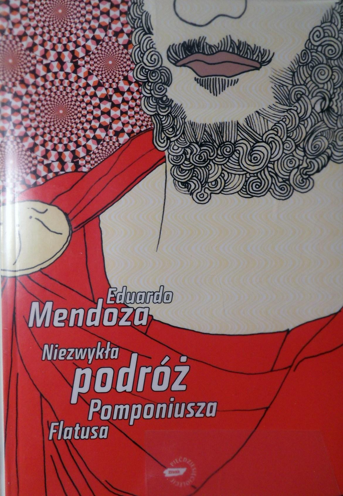 "Eduardo Mendoza ""Niezwykła..."""