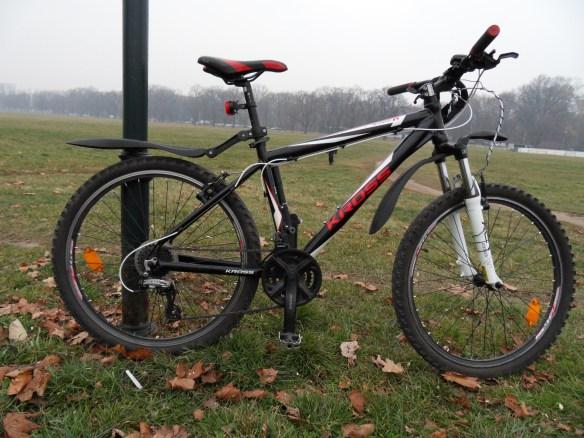 Skradziony rower:(