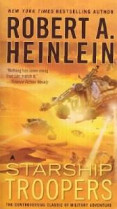 "Robert A. Heinlein ""Starship Troopers"", (""Żołnierze kosmosu"")"