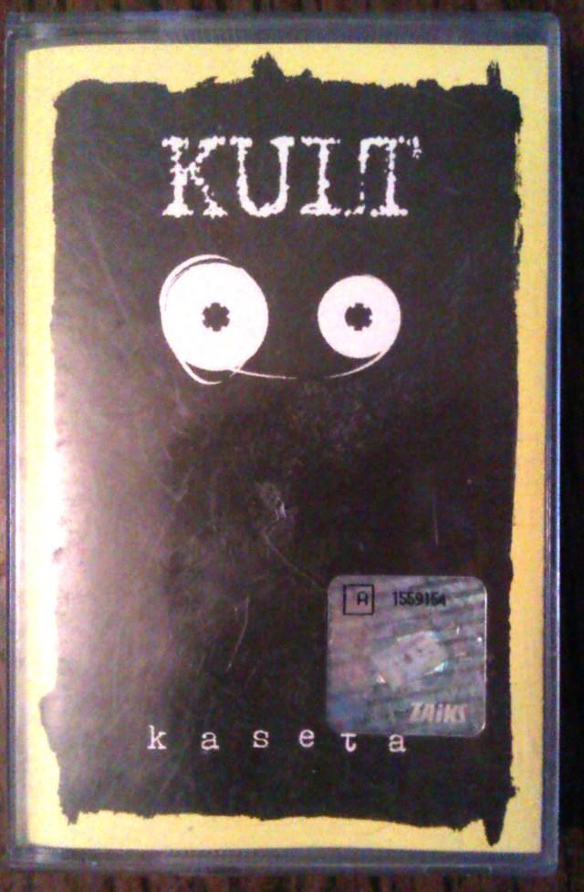 Moja pierwsza kaseta KULTU