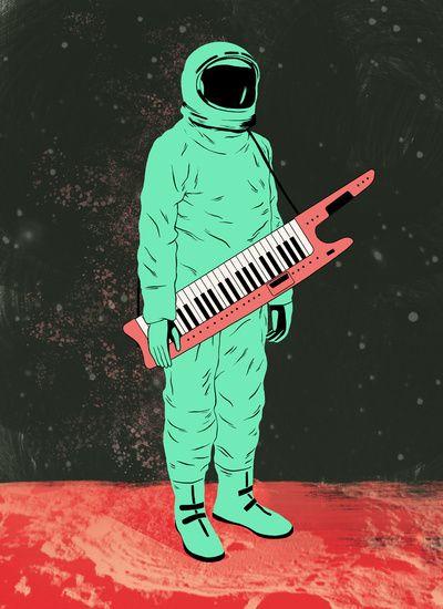 """Patrzę na ten obrazek i przychodzą mi go głowy słowa piosenki Elektrycznych Gitar """"Co ja robię tu? Źródło http://www.pinterest.com/pin/34691859603464177/"""