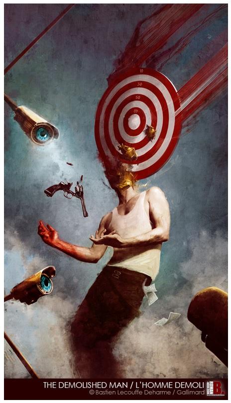 Grafika inspirowana książką Bestera. Źródło: http://www.this-is-cool.co.uk/bastien-lecouffe-deharme-fantasy-artist/