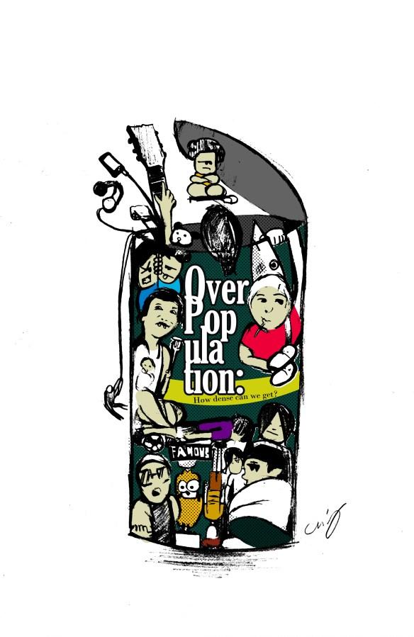 Takie tam. Zaangażowane. Źródło: http://nicollearl.deviantart.com/art/Overpopulation-Graphic-243663124