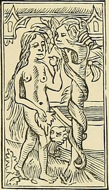 I znów Lilith - tym razem taka średniowieczna:)