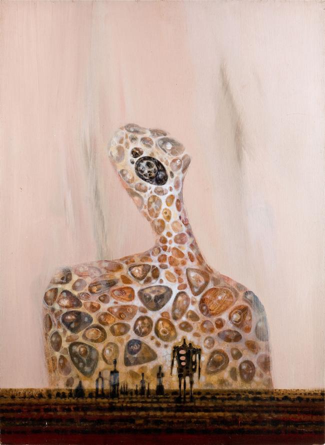 W dzisiejszym wpisie będą dominować surrealistyczne dzieła. Źródło: http://50watts.com/Fantastic-Plangent