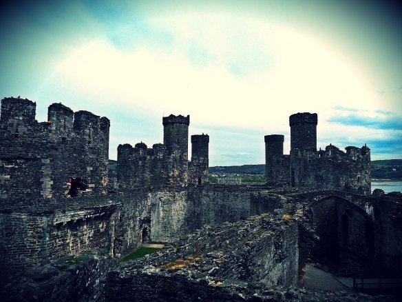 Wierzcie mi zdjęcia nie oddają nawet kawałka wspaniałości tego zamku.