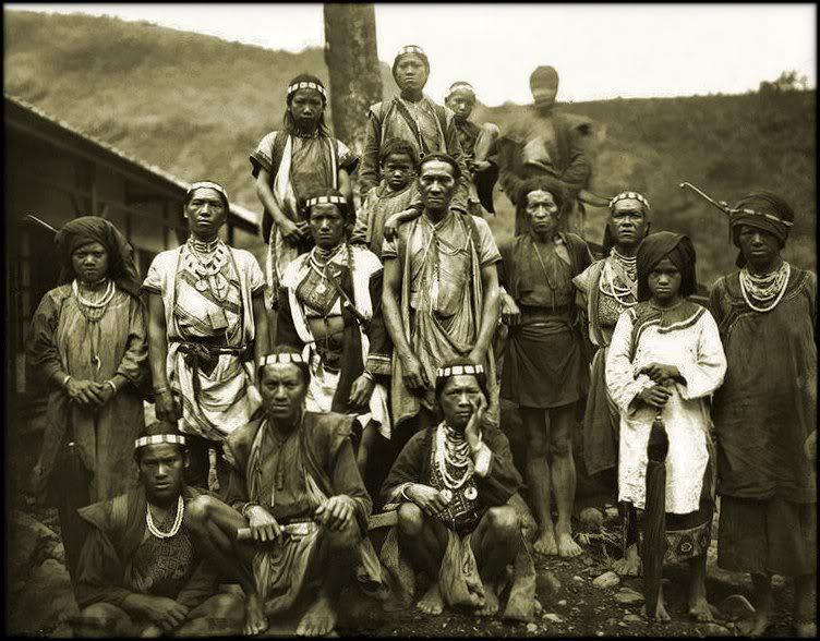 A tu zdjęcie taiwańskich (tak taiwańskich) Aborygenów. Źródło: https://flic.kr/p/7dbAkq