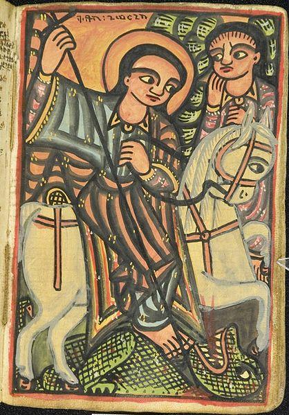 I jeszcze jedna. http://bibliodyssey.blogspot.com/2007/11/ethiopian-manuscripts.html