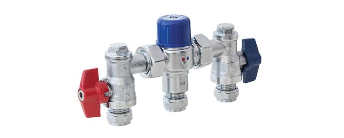 Thermostatic-Mixing-Valves