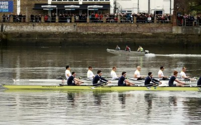 What can rowing (The Boat Race) teach us about business and leadership