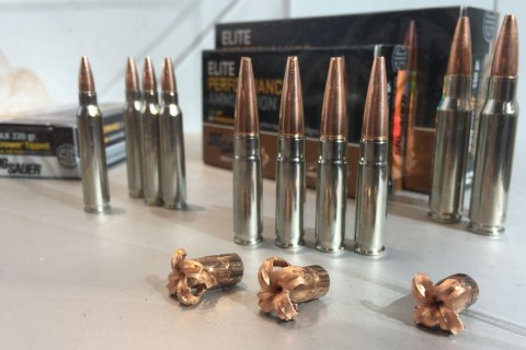 SIG HT Hunting Cartridges