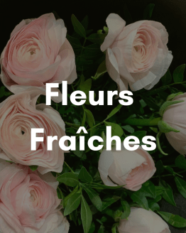 Bouquet Fleurs Fraîches