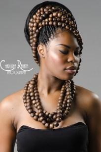 Jackie braids