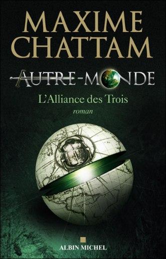 un autre monde - Maxime Chattam