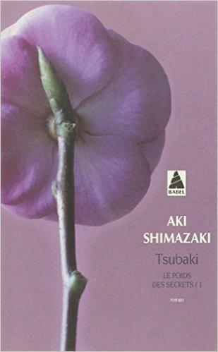 tsubaki - Aki Shimazaki