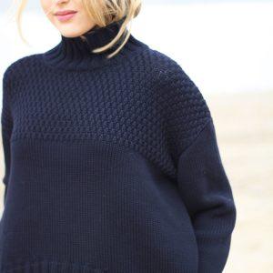 Charl Knitwear Craske Gansey jumper