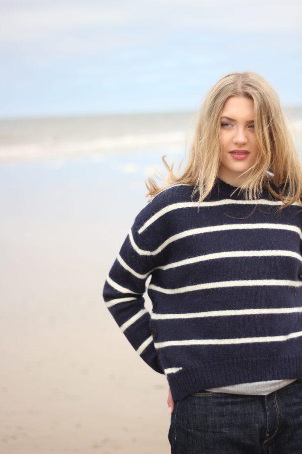 Charl Knitwear, Middleton nautical knitwear