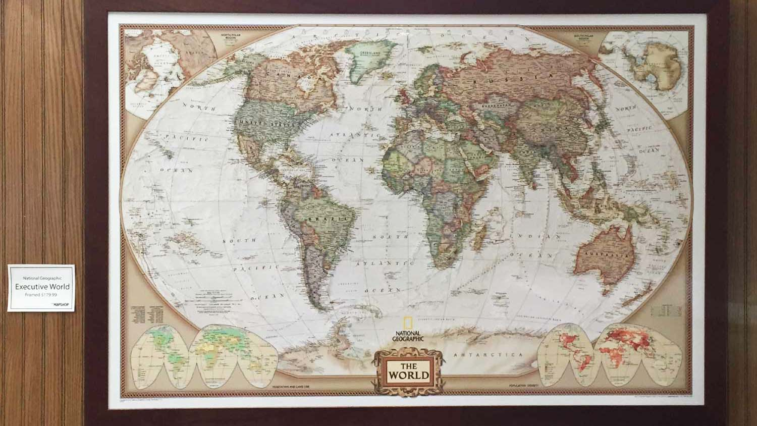 The Map Shop invites Agenda readers to get 20  off any framed map     The Map Shop invites Agenda readers to get 20  off any framed map
