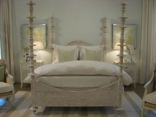 Ferret Gala Four Poster Bed
