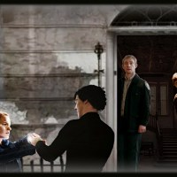 Sherlock Holmes and the Adventure of the Seventh Safeguard [V]