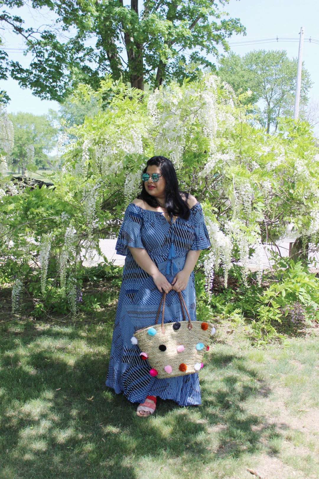 Plus Size Picnic Outfit