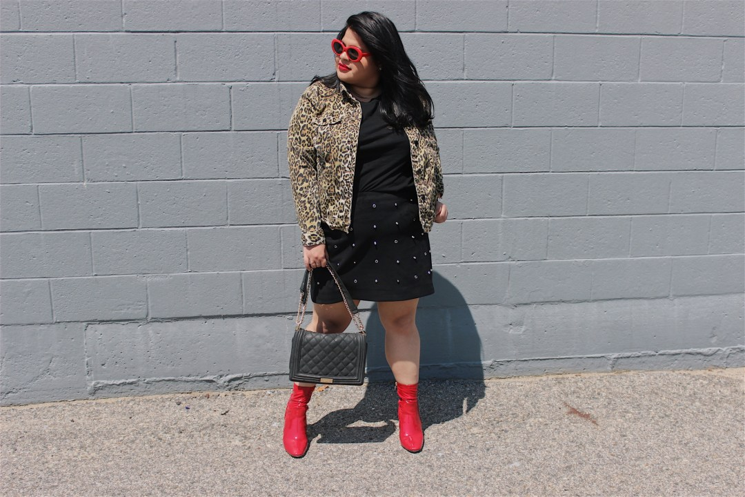Red Boots Trend