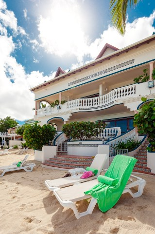 Le Petit Hotel Honeymoon Destination in St. Martin