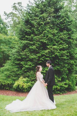 "Wedding Inspiration based on ""The Secret Garden"" with a bonus real engagement!"