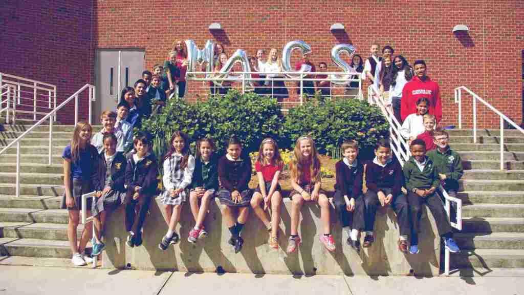 Mecklenburg Area Catholic Schools Diocese Of Charlotte