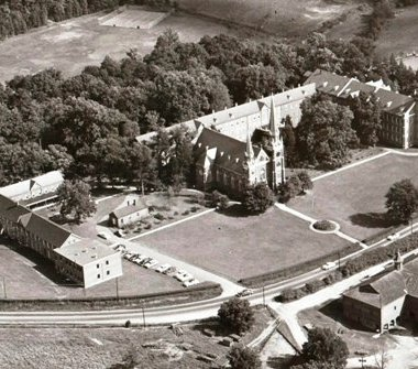 BIRTH OF BELMONT ABBEY