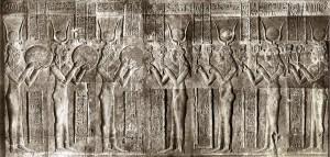 Dendera Hathors