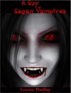 A Spy in the Sagax Vampires